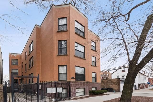 814 W Aldine Avenue 3N, Chicago, IL 60657 (MLS #10678224) :: Ryan Dallas Real Estate