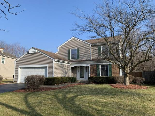459 Waterbury Court, Naperville, IL 60565 (MLS #10678229) :: The Wexler Group at Keller Williams Preferred Realty