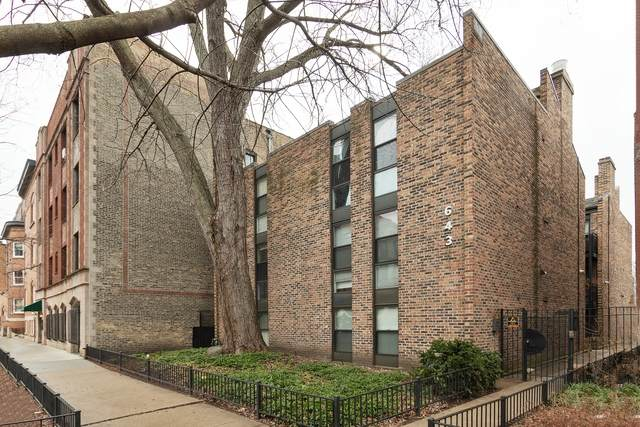 643 W Barry Avenue 1D, Chicago, IL 60657 (MLS #10678258) :: Ryan Dallas Real Estate