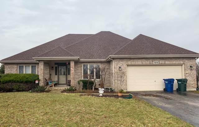 1619 Cottonwood Trail, Yorkville, IL 60560 (MLS #10678274) :: John Lyons Real Estate