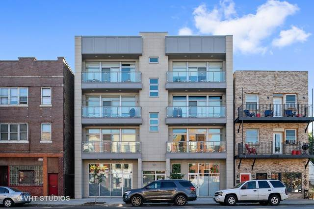 1310 N Western Avenue Ph, Chicago, IL 60622 (MLS #10678276) :: The Wexler Group at Keller Williams Preferred Realty