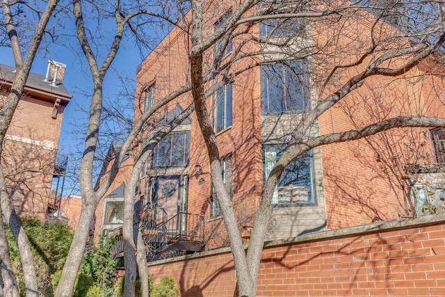 1607 N Cleveland Avenue, Chicago, IL 60614 (MLS #10678286) :: Property Consultants Realty