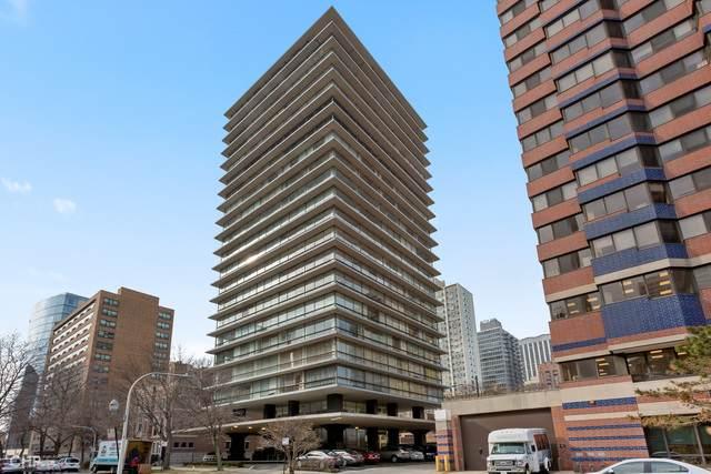 320 W Oakdale Avenue #901, Chicago, IL 60657 (MLS #10678290) :: Ryan Dallas Real Estate