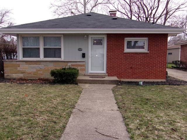 16329 Winchester Avenue, Markham, IL 60428 (MLS #10678291) :: Helen Oliveri Real Estate