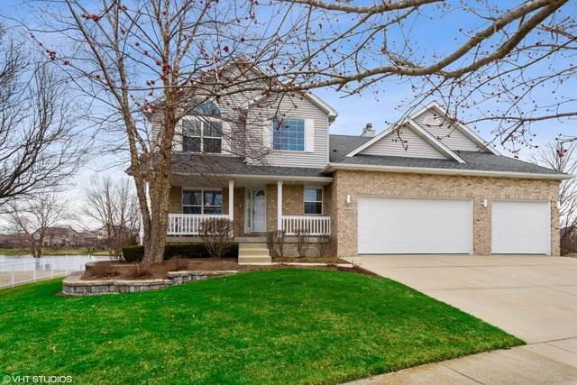 16600 S Finley Parkway, Lockport, IL 60441 (MLS #10678299) :: Property Consultants Realty