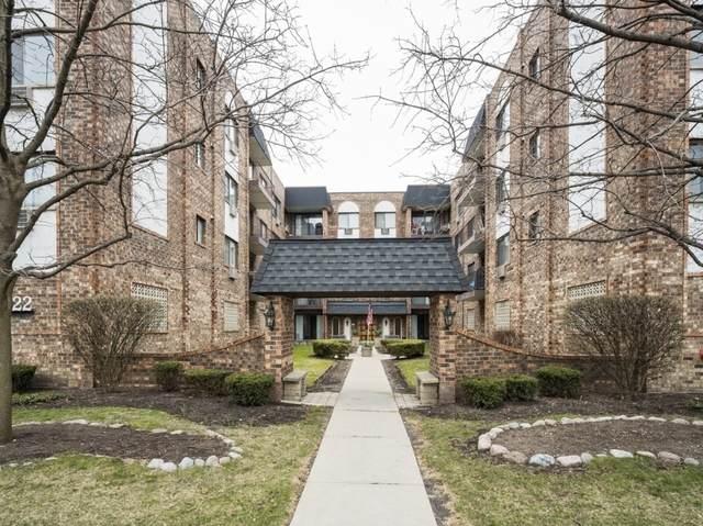 722 Graceland Avenue #208, Des Plaines, IL 60016 (MLS #10678317) :: Jacqui Miller Homes