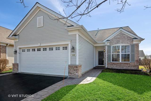 2499 Sandlewood Circle, Elgin, IL 60124 (MLS #10678322) :: Suburban Life Realty
