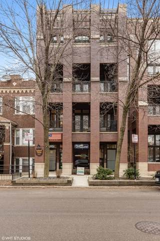 1951 W Cortland Street #1, Chicago, IL 60622 (MLS #10678328) :: Ryan Dallas Real Estate