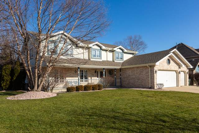7874 Marquette Drive S, Tinley Park, IL 60477 (MLS #10678359) :: Baz Network | Keller Williams Elite
