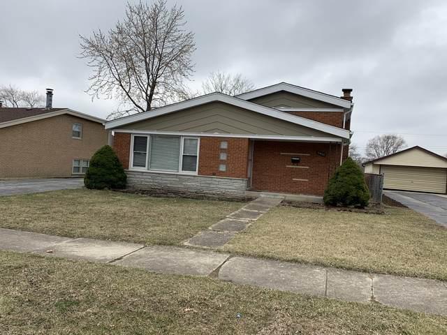 10632 S Kostner Avenue, Oak Lawn, IL 60453 (MLS #10678366) :: The Wexler Group at Keller Williams Preferred Realty
