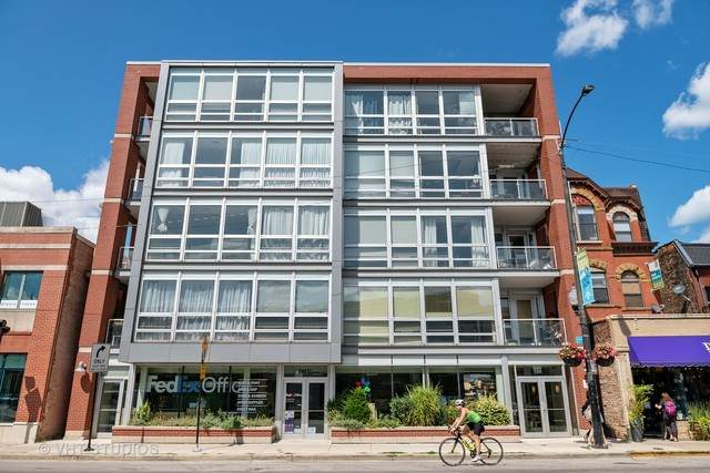744 W Fullerton Avenue #503, Chicago, IL 60614 (MLS #10678404) :: Property Consultants Realty