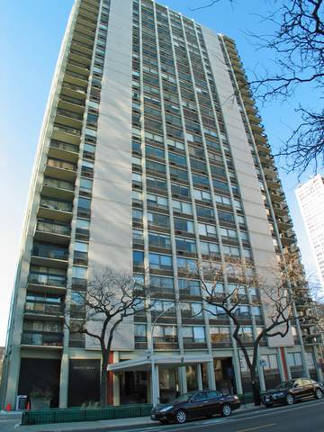 1455 N Sandburg Terrace 2108B, Chicago, IL 60610 (MLS #10678515) :: Property Consultants Realty