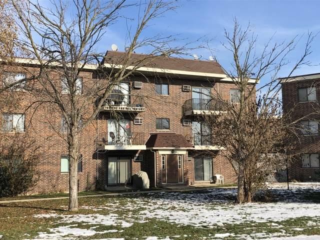 955 N Rohlwing Road 101B, Addison, IL 60101 (MLS #10678519) :: The Mattz Mega Group