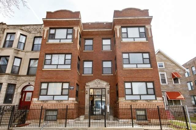 4819 S Prairie Avenue #2, Chicago, IL 60615 (MLS #10678541) :: Property Consultants Realty