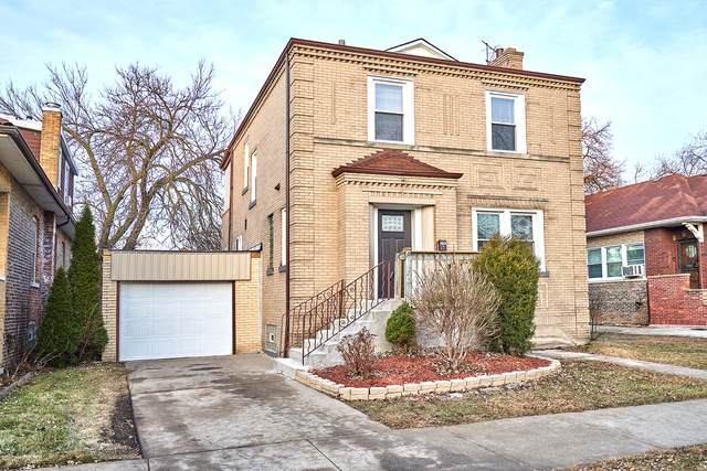 8142 S Luella Avenue, Chicago, IL 60617 (MLS #10678613) :: Helen Oliveri Real Estate