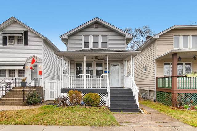 9421 S 54th Court, Oak Lawn, IL 60453 (MLS #10678615) :: The Wexler Group at Keller Williams Preferred Realty
