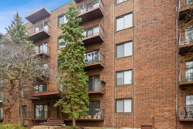 6505 N Nashville Avenue #201, Chicago, IL 60631 (MLS #10678628) :: Jacqui Miller Homes
