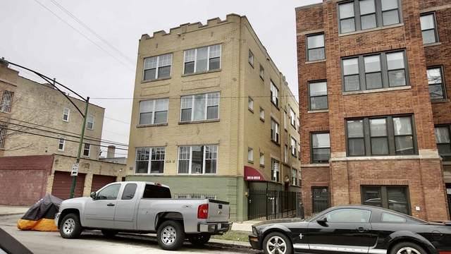 2016 N Spaulding Avenue 1E, Chicago, IL 60647 (MLS #10678637) :: Ryan Dallas Real Estate
