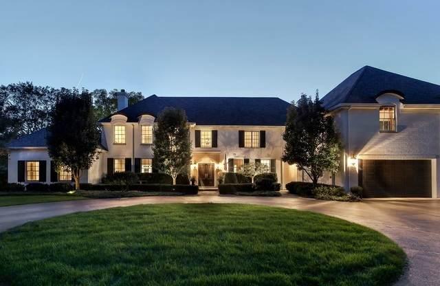 1363 Hackberry Lane, Winnetka, IL 60093 (MLS #10678666) :: Property Consultants Realty