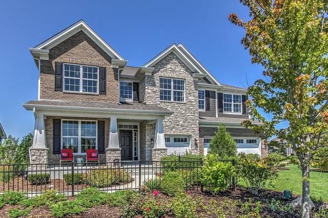 25453 Prairiewood Lot # 136 Lane, Shorewood, IL 60404 (MLS #10678675) :: Touchstone Group