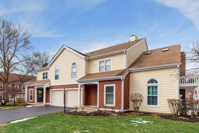 85 S Stonington Drive #273, Palatine, IL 60074 (MLS #10678684) :: Jacqui Miller Homes