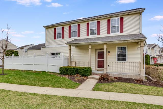 1473 Mountain Laurel Court, Romeoville, IL 60446 (MLS #10678691) :: Angela Walker Homes Real Estate Group