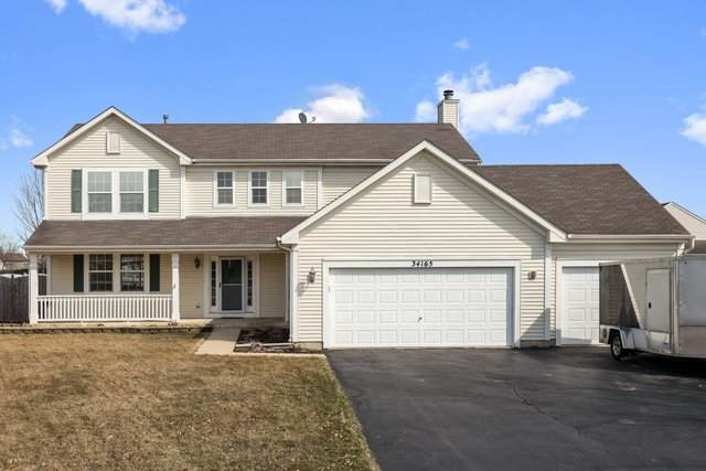 34165 N Needlegrass Drive, Round Lake, IL 60073 (MLS #10678702) :: The Wexler Group at Keller Williams Preferred Realty