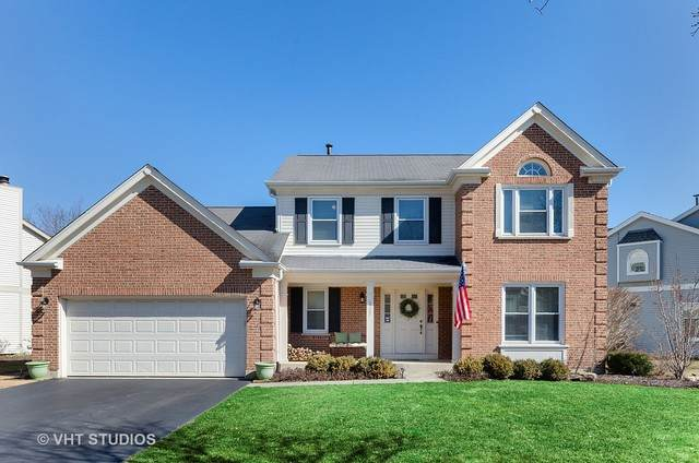1207 Sandhurst Drive, Buffalo Grove, IL 60089 (MLS #10678707) :: The Wexler Group at Keller Williams Preferred Realty