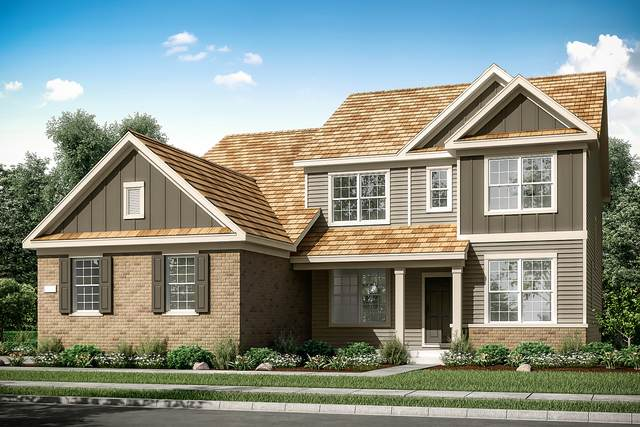 1319 Lingonberry Lot #20 Court, Libertyville, IL 60048 (MLS #10678725) :: Property Consultants Realty