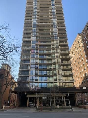 3150 N Sheridan Road 25CD, Chicago, IL 60657 (MLS #10678735) :: Ryan Dallas Real Estate