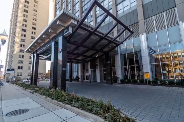 655 W Irving Park Road #4613, Chicago, IL 60613 (MLS #10678736) :: Ryan Dallas Real Estate