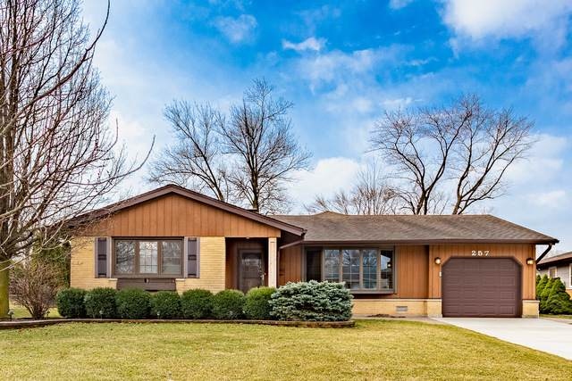 257 Tanglewood Drive, Elk Grove Village, IL 60007 (MLS #10678755) :: Berkshire Hathaway HomeServices Snyder Real Estate