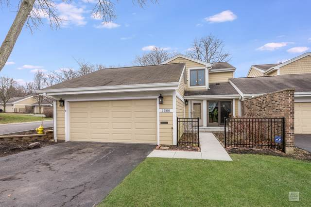 1580 Raven Hill Drive, Wheaton, IL 60187 (MLS #10678763) :: Property Consultants Realty