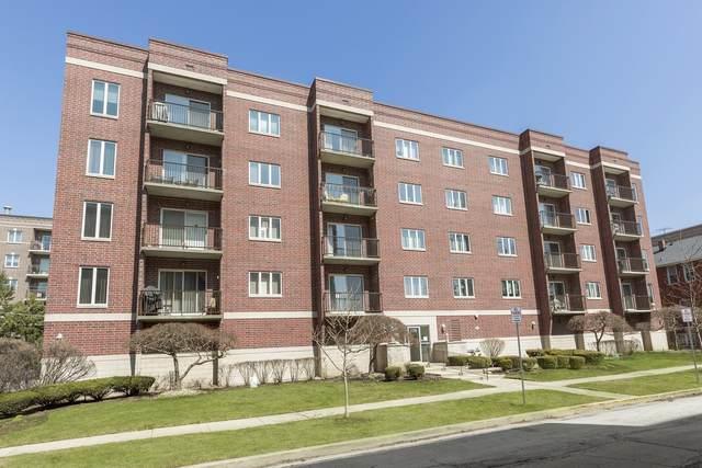 1330 Perry Street #505, Des Plaines, IL 60016 (MLS #10678773) :: Ryan Dallas Real Estate