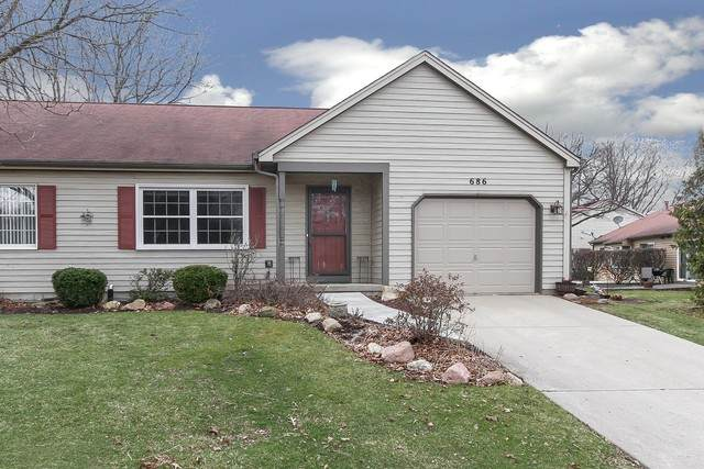686 Highland Springs Drive, Elgin, IL 60123 (MLS #10678775) :: Suburban Life Realty