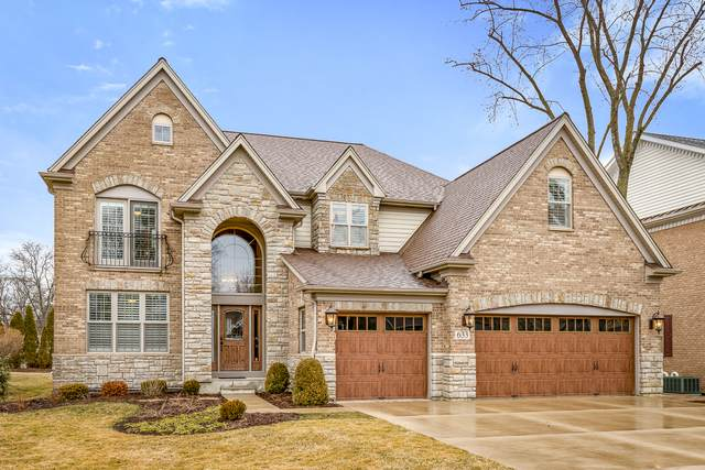 633 Hillside Drive, Hinsdale, IL 60521 (MLS #10678801) :: Property Consultants Realty