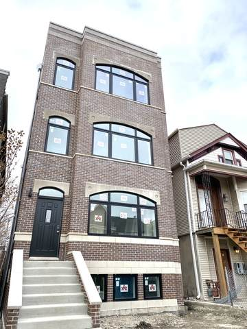 824 S Bell Avenue #3, Chicago, IL 60612 (MLS #10678804) :: Property Consultants Realty