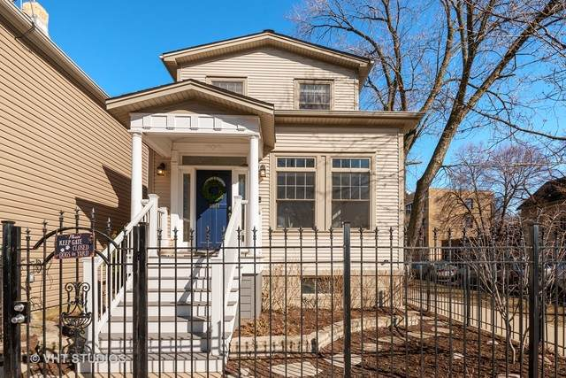 2501 N Fairfield Avenue, Chicago, IL 60647 (MLS #10678809) :: Ryan Dallas Real Estate