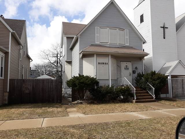 11834 S Wallace Street, Chicago, IL 60628 (MLS #10678817) :: Property Consultants Realty