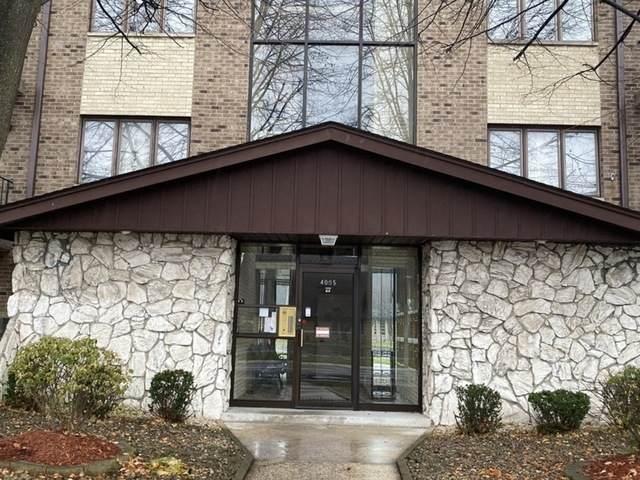 4005 W 93rd Street 4A, Oak Lawn, IL 60453 (MLS #10678847) :: The Wexler Group at Keller Williams Preferred Realty
