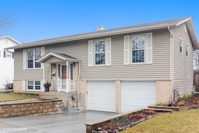 1308 E Thurston Drive, Palatine, IL 60074 (MLS #10678853) :: Jacqui Miller Homes