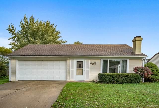 42 Ingleshire Road, Montgomery, IL 60538 (MLS #10678877) :: John Lyons Real Estate