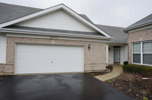 21554 Papoose Lake Court, Crest Hill, IL 60403 (MLS #10678890) :: The Wexler Group at Keller Williams Preferred Realty