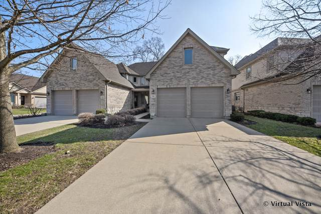 708 Fairmont Court, Westmont, IL 60559 (MLS #10678898) :: Property Consultants Realty