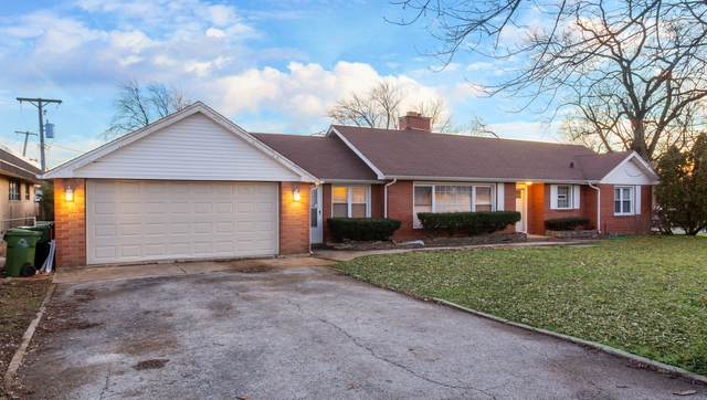 4421 W 103rd Street, Oak Lawn, IL 60453 (MLS #10678917) :: The Wexler Group at Keller Williams Preferred Realty