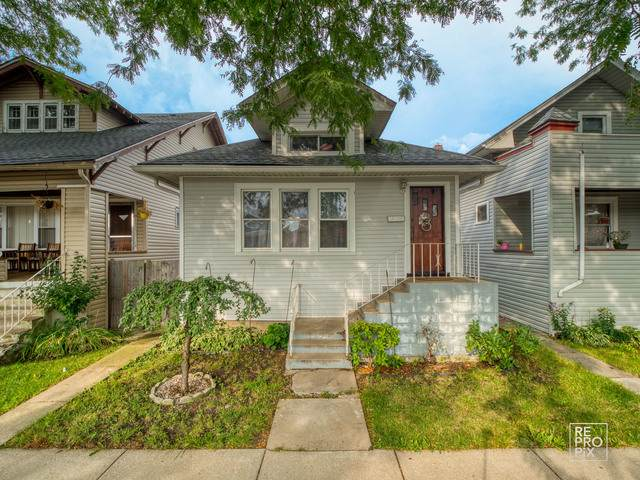 5718 S Sawyer Avenue, Chicago, IL 60629 (MLS #10678930) :: The Wexler Group at Keller Williams Preferred Realty