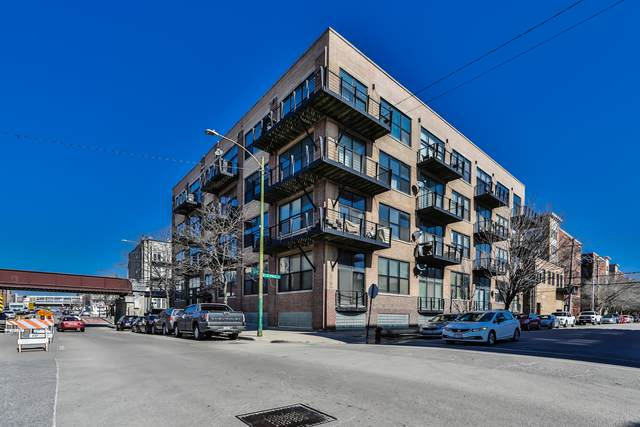 1751 N Western Avenue #207, Chicago, IL 60647 (MLS #10678933) :: The Wexler Group at Keller Williams Preferred Realty