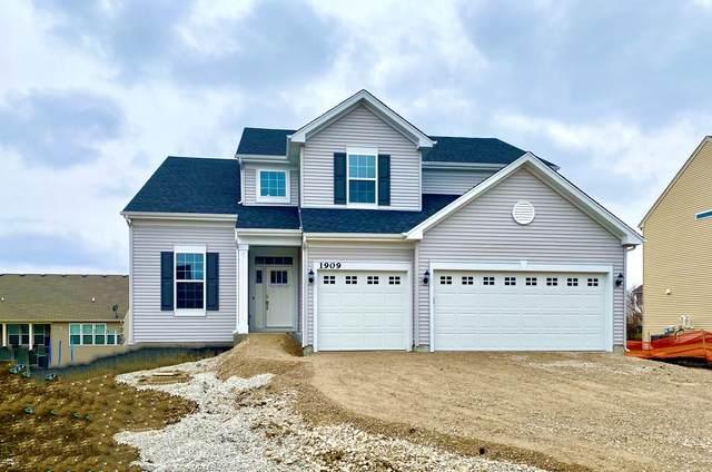 8400 Foxborough Way, Joliet, IL 60431 (MLS #10678939) :: Property Consultants Realty