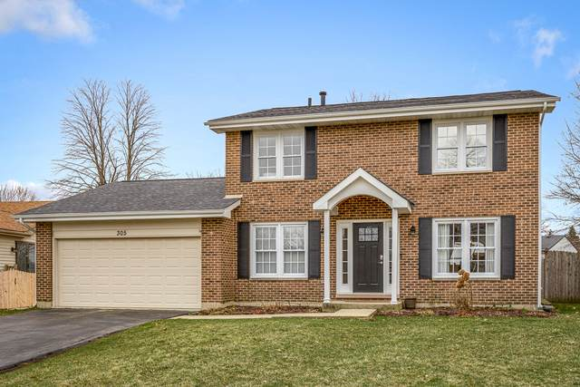 305 Deming Place, Westmont, IL 60559 (MLS #10678952) :: Suburban Life Realty