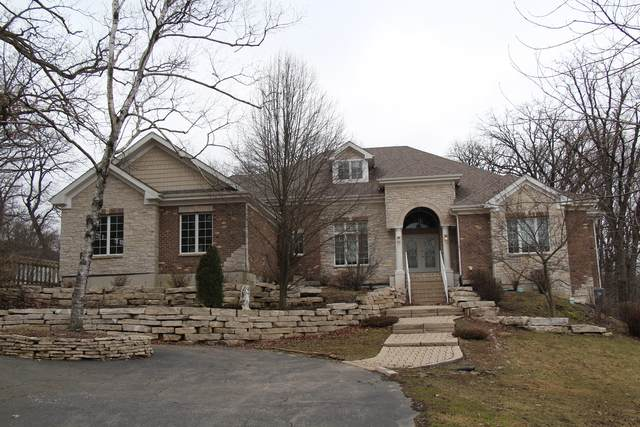 70 Old Creek Road, Palos Park, IL 60464 (MLS #10678987) :: The Wexler Group at Keller Williams Preferred Realty